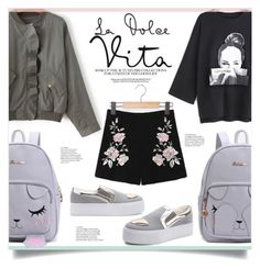 La Dolce Vita by mahafromkailash on Polyvore featuring polyvore fashion style clothing