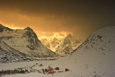 Golden Hour by Stein Liland #photography