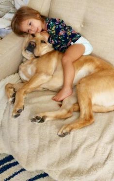Dogs are always there to comfort you. | 23 Reasons Why Every Kid Should Grow Up With A Dog