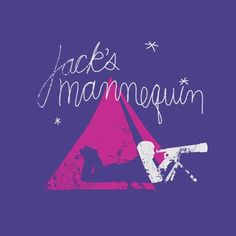 Jack's Mannequin... i have this shirt :>