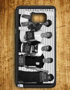 1D One Direction Samsung Galaxy Note 5   Samsung Note 5 Case