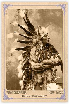 LITTLE HORSE Oglala Sioux
