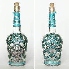 Simple Magic Things (@simple.magic.things) Instagram: «Forest spirit  . . . #glasspainting #glasspaint #glassart #glassdecor #artglass #decorative…»