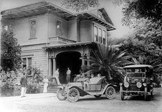 This undated photo is of Ainahau, which had been the home of Princess Kaiulani.   IMAGE FROM THE HONOLULU ADVERTISER ARCHIVES