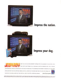 Impress The Nation. Impress Your Dog.