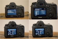 How to Set Back Button Focus Canon