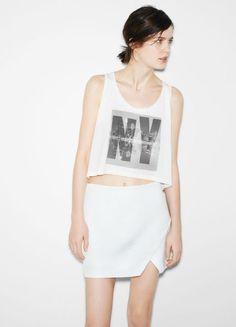 Zara colección primavera verano 2013: seleccionamos los mejores modelos de faldas