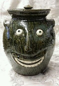 Sid Luck s pottery