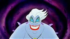 Ursula the little mermaid - - Yahoo Image Search Results
