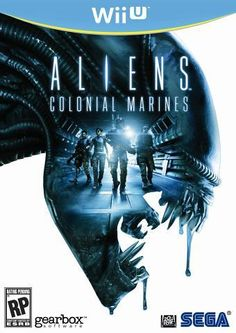 Aliens: Colonial Marines is a 2013 first-person shooter video game developed by Gearbox Software and TimeGate Studios and published by SEGA for the PC, PlayStation 3 and Xbox A Wii U version was being produced for release but was eventually cancelled Aliens Colonial Marines, Wii U, Nintendo Wii, Alien Vs Predator, David Cameron, Alien Film, Videogames, Modern Warfare, Shopping