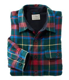 Mens Fleece-Lined Flannel Shirt Traditional Fit - Fleece Shirt -ideas of Fleece Shirt - Fleece Lined Flannel Shirt, Mens Flannel, Mens Fleece, Flannel Shirts, Country Girl Dresses, Country Outfits, Cowgirl Outfits, Cowgirl Clothing, Cowgirl Fashion
