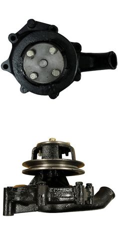 heavy equipment: New Water Pump For Ford New Holland Tractor 7610 7700 7710 4500 BUY IT NOW ONLY: $49.0