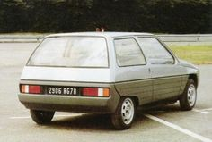 Renault Project 140