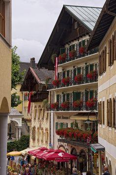 allthingseurope: St. Wolfgang, Austria (by Jasper180969)