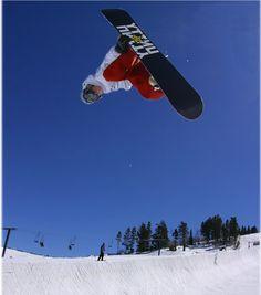 Snowboard Trick Names ..