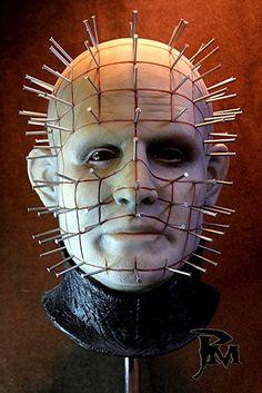 Hellraiser Pinhead full size mask halloween