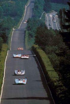 1971 ADAC 1000km Nurburgring (ph: Tumblr)