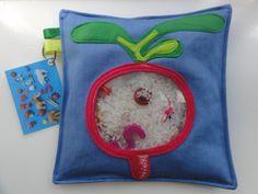 zoekzak/I spy bag 'gezond' speelgoed by HELDopEtsy on Etsy
