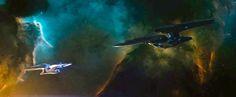 'Star Trek Into Darkness' trailer: Benedict Cumberbatch has a ship now