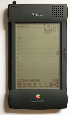 #Apple Newton MessagePad 2000