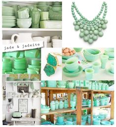 Random blog we are crushing on: All the Pretties. I'm currently obsessed with mint green (I still love you coral), so this jade/jadite round up made me swoon, and then click click click where did my evening go. You know how it is.Place we wish we were headed this weekend: Palazzo Terranova in Umbria, Italy. OH WAIT WE ARE HEADED THERE! TOMORROW! JACINDA AND JAIME 4EVER!!!Favorite comment(s) of the week: Pretty much every single comment on this week's Fabric Friday has been hilarious.