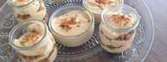 Kerstdessert   Lucas Meubelen Pudding, Desserts, Food, Tailgate Desserts, Deserts, Custard Pudding, Essen, Puddings, Postres
