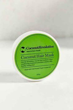 Coconut Revolution Hair Mask