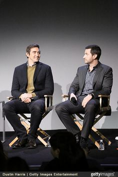 More pictures here http://www.gettyimages.com/detail/news-photo/actors-lee-pace-and-richard-armitage-attend-the-apple-store-news-photo/460335258