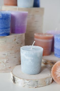 DIY wedding // how to melt & pour your very own votive candle ~ detailed step by step tutorial!