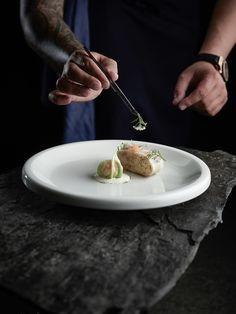 Aura by Figgjo Norway - Sustainable Dinnerware White Dinnerware