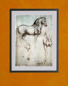 Hoi! Ik heb een geweldige listing gevonden op Etsy https://www.etsy.com/nl/listing/92950338/study-of-horses-by-leonardo-da-vinci