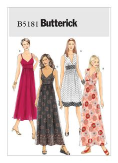 B5181 | Butterick Patterns
