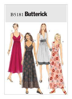 B5181   Butterick Patterns