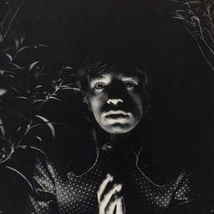 Mick Jagger, 1967.   peaceful   moment   rock star   rolling stones   inthedark   dreaming   portrait   praying