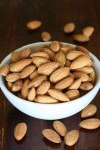 Homemade Almonds & Milk Remedy