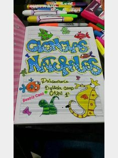 Portada de planetas caratulas pinterest school journal and drawings kids diy creative ideas notebooks notebook je taime bricolage young children boys drawing s do it yourself school notes solutioingenieria Choice Image