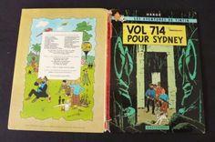Les-aventures-de-Tintin-Vol-714-pour-Sydney-imprime-par-Casterman-D-1968