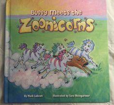 Buffy Meet the Zoonicorns book
