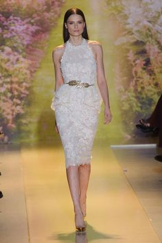 Zuhair Murad Spring 2014 Haute Couture - Google Search