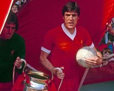 RAY CLEMENCE AND EMLYN HUGHES