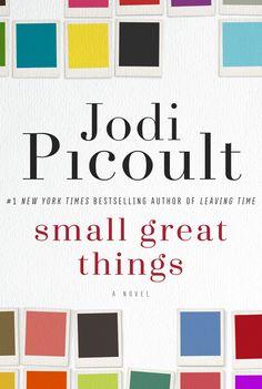 Small Great Things by Jodi Picoult #kickupyourheels