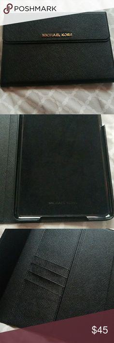 Michael Kors IPad Mini Case Excellent Condition! IPad Mini Case by Michael Kors! Michael Kors Accessories Tablet Cases