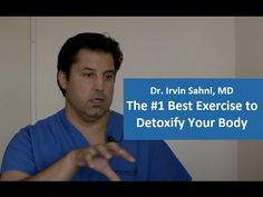 Dr. Irvin Sahni - Rebounding For Stimulation Of Lymphatic System. The #1 Best Exercise to Detoxify Your Body