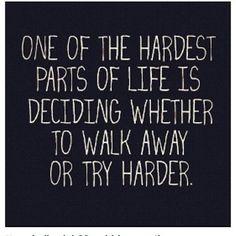 deciding...