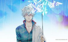 Gintoki Sakata said: (Gintama) No matter whether you win or not, there's no meaning to war. Hd Anime Wallpapers, Funny Wallpapers, Wallpaper Backgrounds, Backgrounds Free, Wallpaper Desktop, Screen Wallpaper, Bleach Anime, Gintama Wallpaper, Gifs