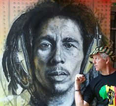 """Bob Marley"" - Robert Nesta Marley & Javier De Aubeyzon 