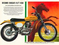 Ducati R/T 450
