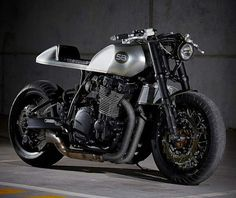 1997 Yamaha XJR1200 Cafe Racer - Grease n Gasoline | Cars | Motorcycles | Gadgets | Scoop.it