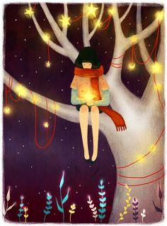 看不见的星 by鹿果 Invisible stars