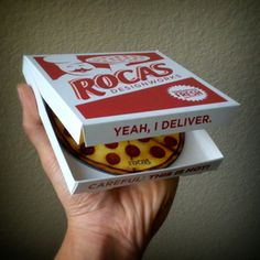 Eet's A Pizza!